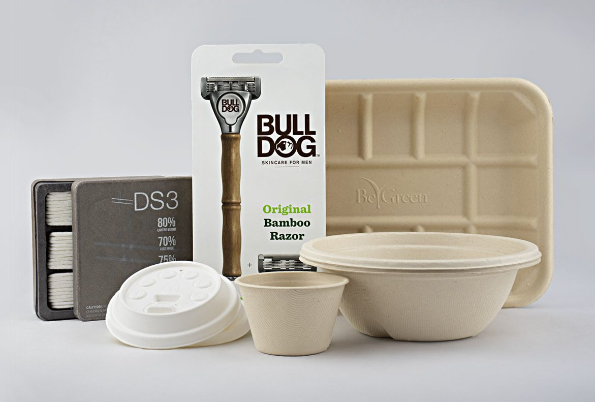 Be Green Sustainable packaging